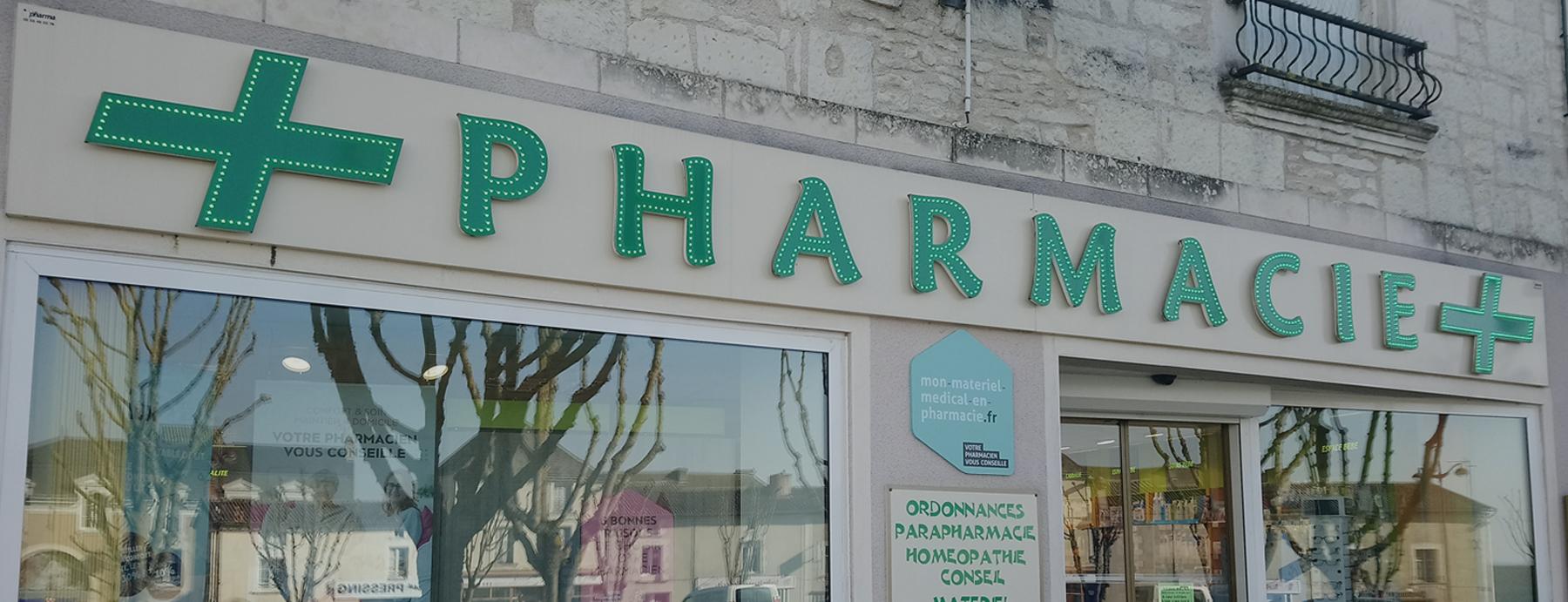 Pharmacie du Haut Poitouv matériel médical 86